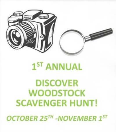 Scavenger Hunt Woodstock GA