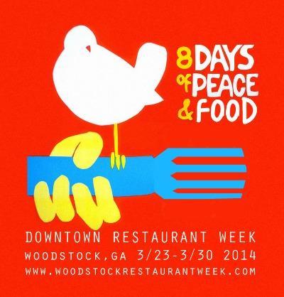 Restaurant Week Woodstock GA