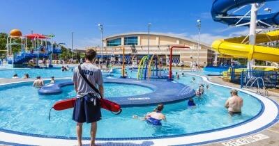 Cherokee Aquatic Center