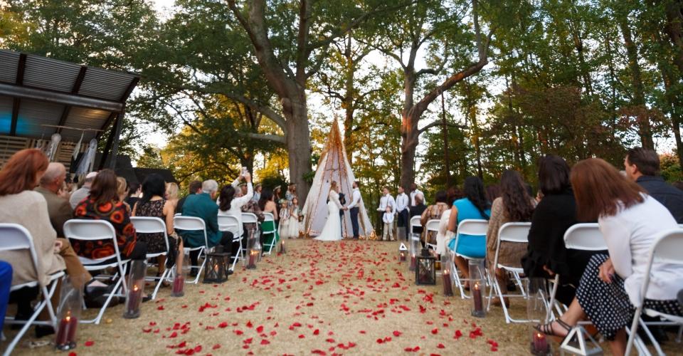 Wedding Destination Downtown Woodstock