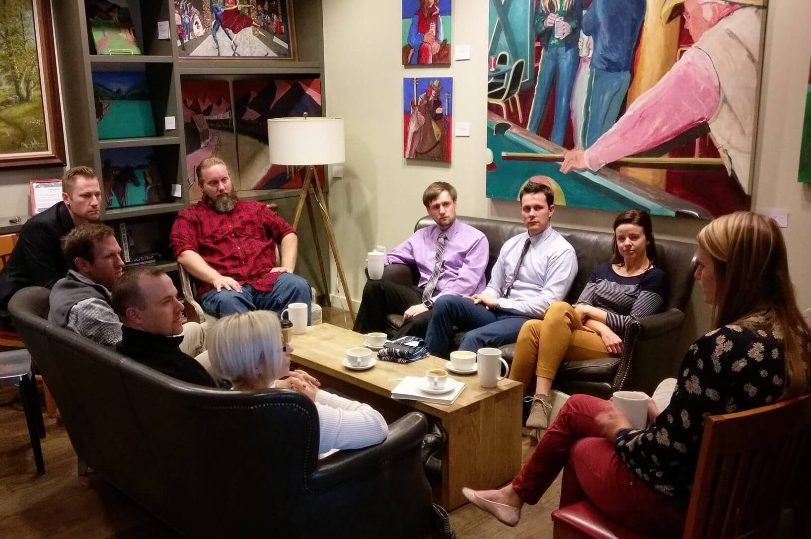 A Place for Woodstock's Young Professionals
