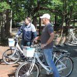 Bike Sharing on Woodstock Trails