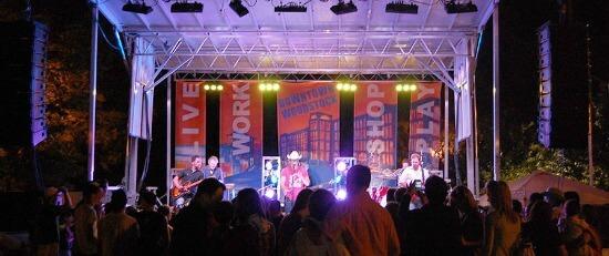 Woodstock Summer Concerts Series