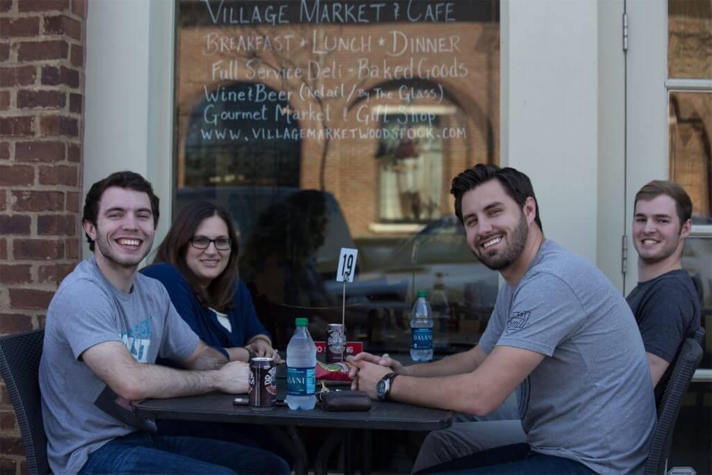 Village Market & Cafe Patrons 2