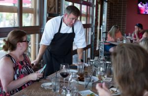 chef talks