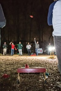 CornholeATL winter league Around Woodstock