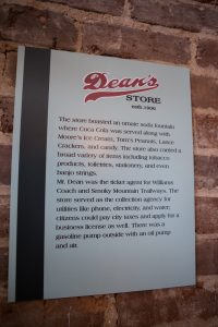 Deans Store Around Woodstock