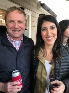 Red Barn Scott Martineau and HGTV Anita Corsini The Main Event Around Woodstock