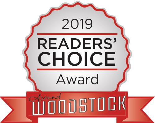 Around Woodstock 2019 Readers Choice RC Awards