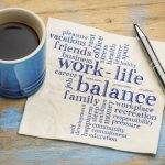 work life balance around woodstock