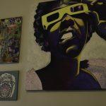 elm street community gallery artist around woodstock
