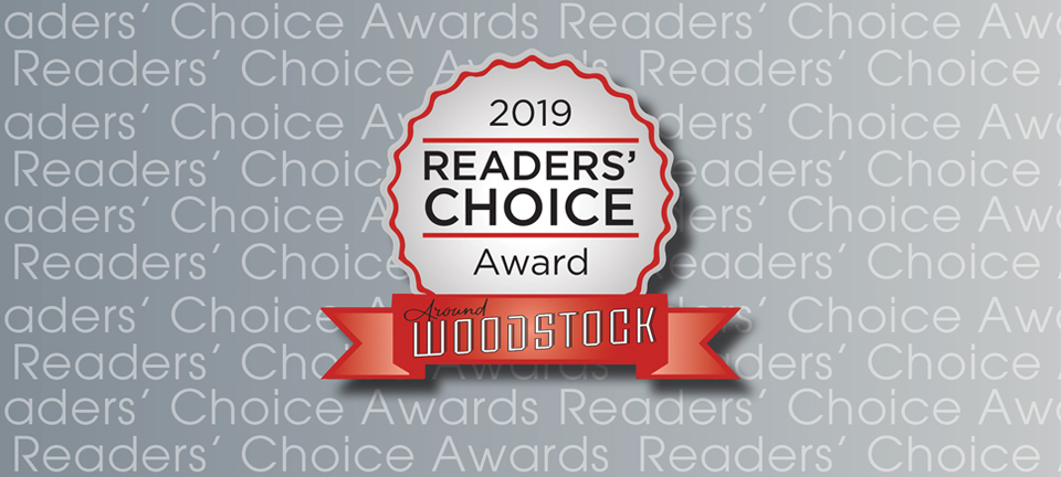 2019 Readers' Choice Winners