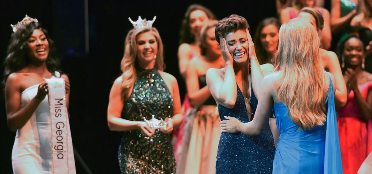 Miss Georgia Is Looking to 'Flip the Script' on Foster Care