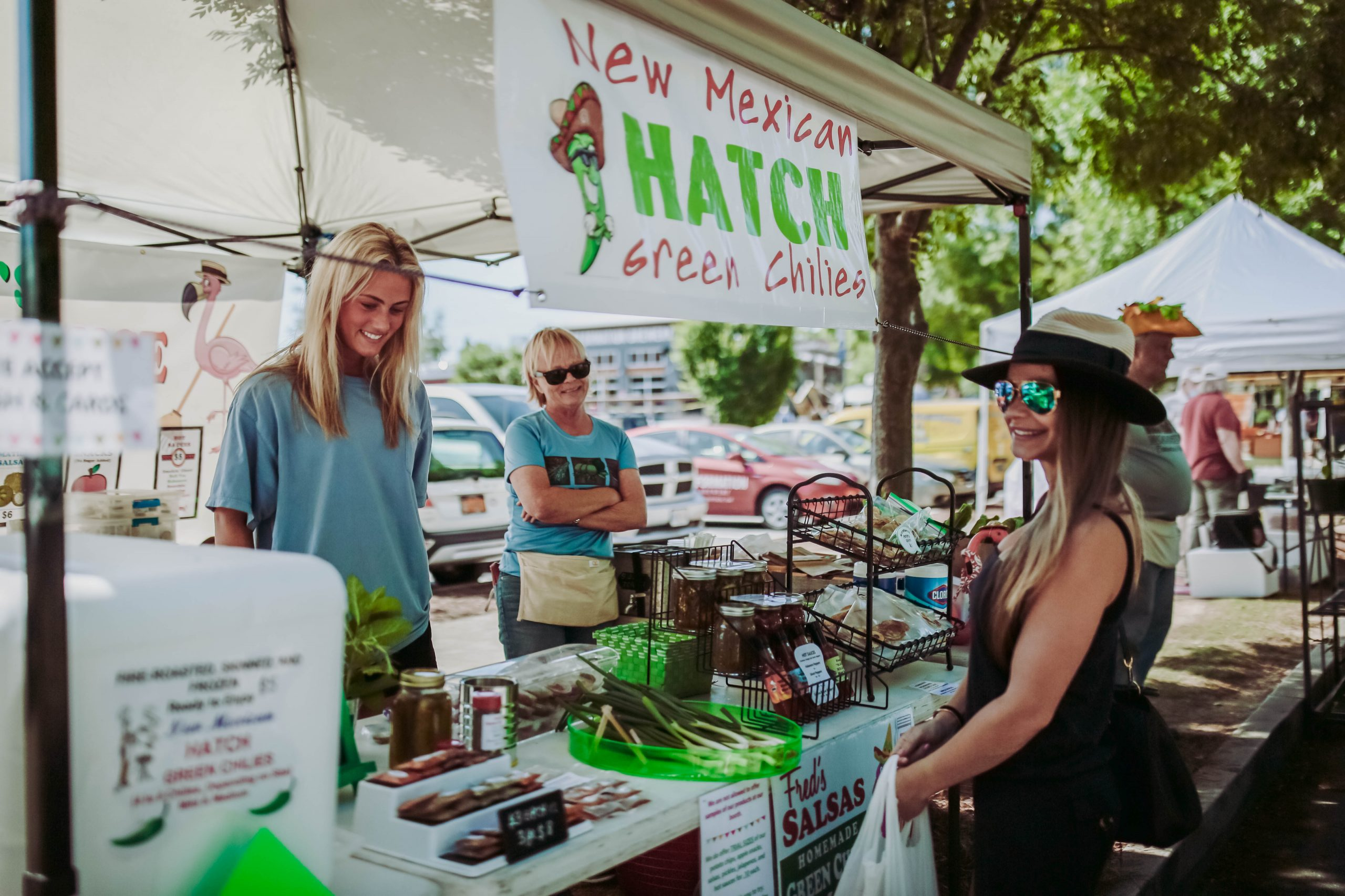 A Fresh Look at the Farmers Market
