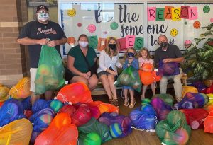 Experiences Foundation recently delivered recess bags to Avery Elementary students.